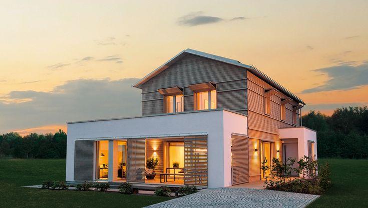 die besten 25 baufritz ideen auf pinterest moderner bungalow fertigh user und haus bungalow. Black Bedroom Furniture Sets. Home Design Ideas