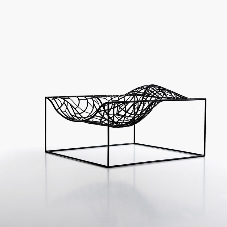 designfurniture: Jean Marie Massaud, Ad Hoc armchair for Viccarbe from Spain.