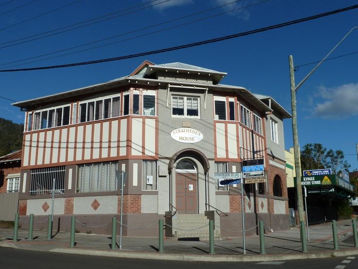Stratheden House
