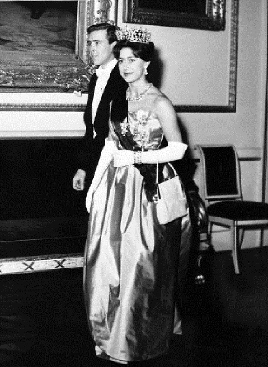 Princess Margaret and her husband, Anthony Armstrong-Jones ...