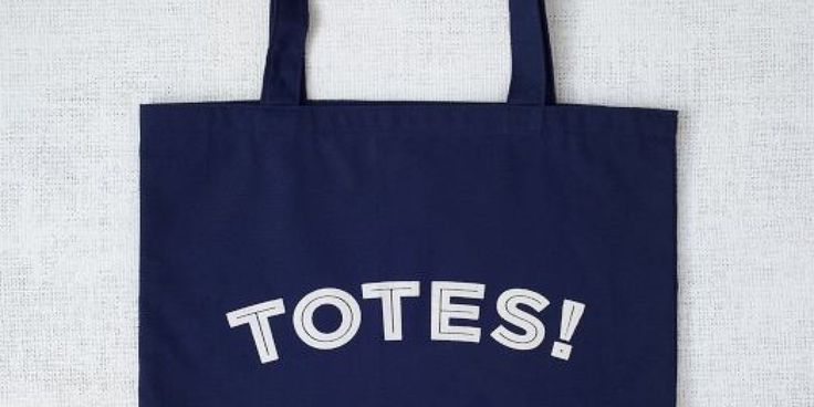 17 clever tote bag designs!