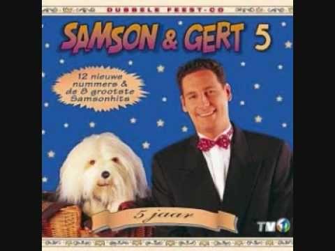 Als je bang bent in het donker moet je fluiten - Samson en Gert