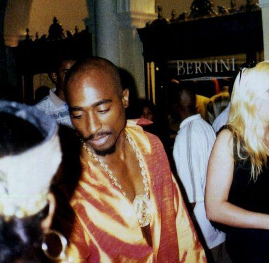 Tupac Shakur MGM Las Vegas Last Photos September 7, 1996 Murder