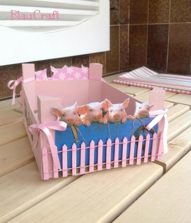 17 best ideas about cajas de gato on pinterest cajas de - Caja fruta decoracion ...