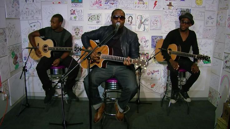 "See the R&B legend perform an intimate, acoustic rendition of his album's new title track and ""Lady Dujour,"" a classic from his 1990 double-platinum set."