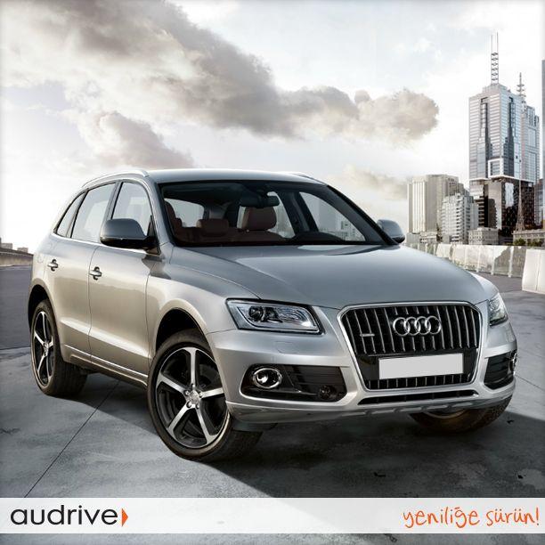 Tutkuya dönüşecek bir otomobil. #Audi #Q5