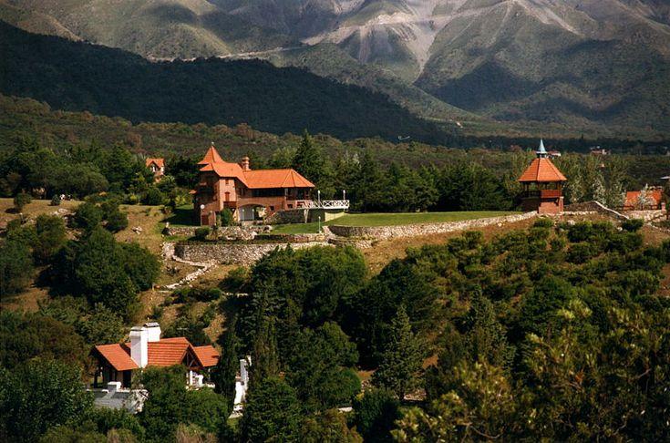 Merlo: Este fantastico lugar es el principal destino turístico de la provincia de San Luis.