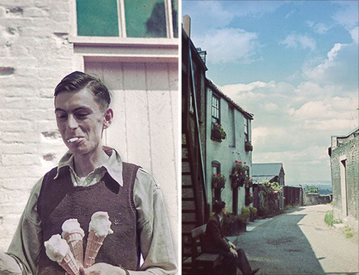 Honeymoon Photos From 1939 Show A Peaceful England Just Weeks Before WWII