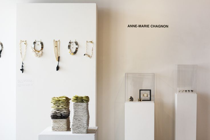 Anne-Marie Chagnon  Galerie CRÉA - Exposition solo | Solo Exhibition