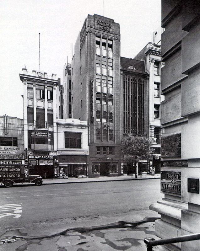 Vintage Melbourne in Black & White - Page 2 - SkyscraperCity