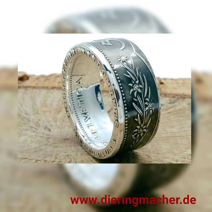 152 best Ringe aus Münzen images on Pinterest