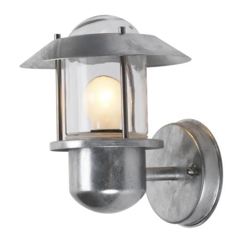 outdoor lighting ikea. UPPLID Wall Lamp IKEA For Outdoor Use; Is Protected Against Moisture And Water. Downstairs Loo Lighting Ikea T