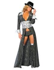 Mafia Mama Costume @ FlirtCatalog.com
