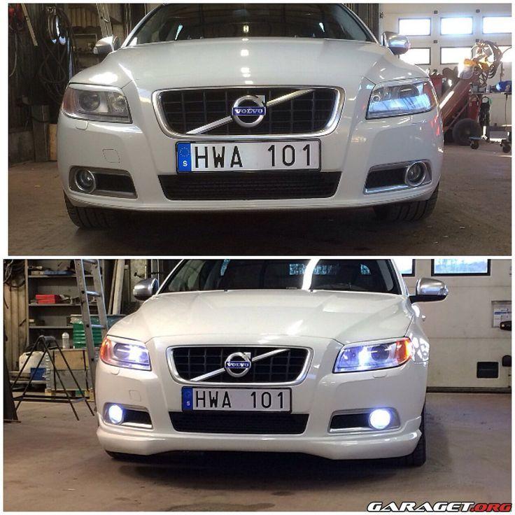 garage | Volvo V70 R-Design Polestar (2011)