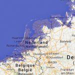 Wat zijn de gevolgen voor Nederland als de zeespiegel stijgt. Je kunt de zeespiegel laten stijgen, je ziet dan precies wat de gevolgen zijn van de stijging.