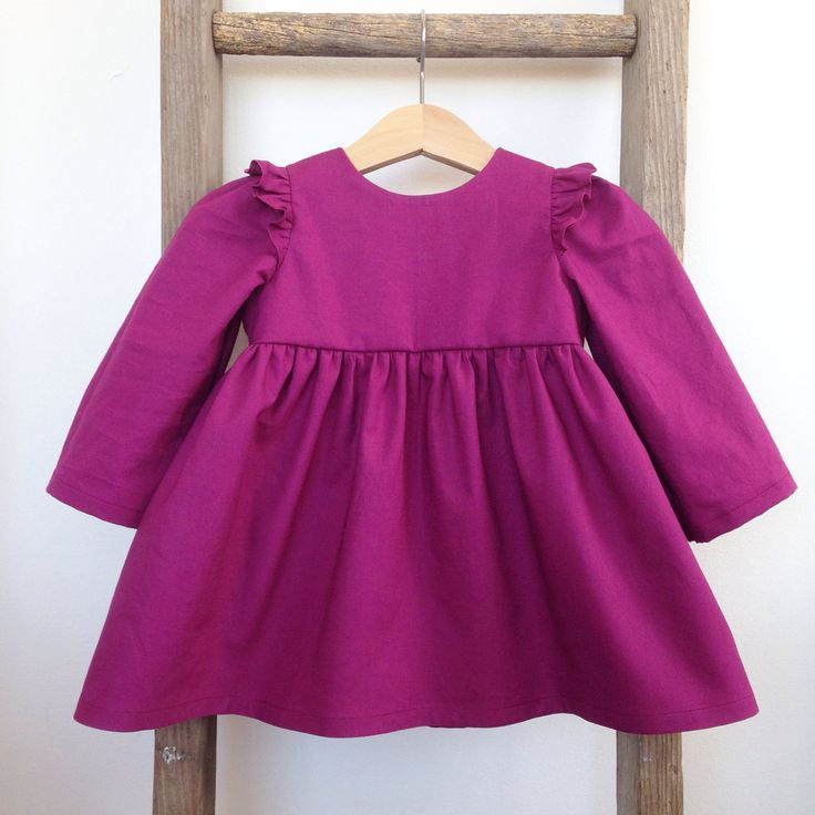 three x four | Brea dress in Plum