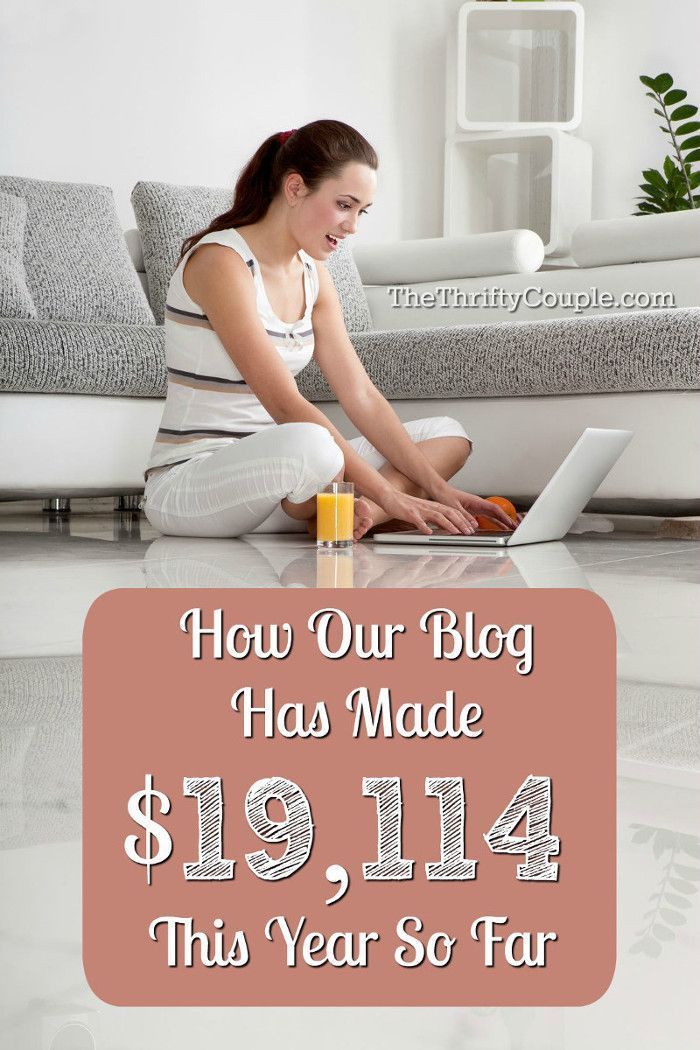 WHAT an INSPIRATION! Anyone can make money blogging. It is amazing to see these numbers and to be encouraged. I love the tips and simple steps shared to be able to maximize income as a blogger. If you want to make money on your blog or if you want to make money online, is a MUST READ! How this site has made nearly $20,000 in the first few months of the year working it part-time as a stay at home mom.