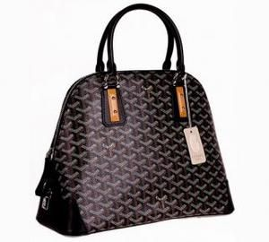 Completely obsessed with Goyard Vendome Bag, or any Goyard bag that is.