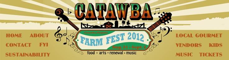 Catawba Farm Fest