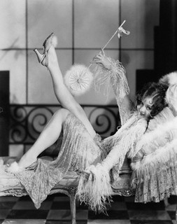 Actress Nancy Carroll from silent movies.