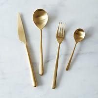 Gold Flatware - Food52