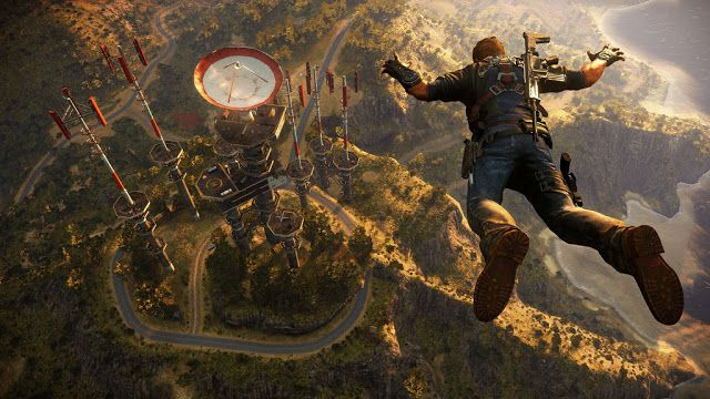 Game Engine: JUST CAUSE 3 MULTIPLAYER MOD HAS FINALLY BEEN ADDE...