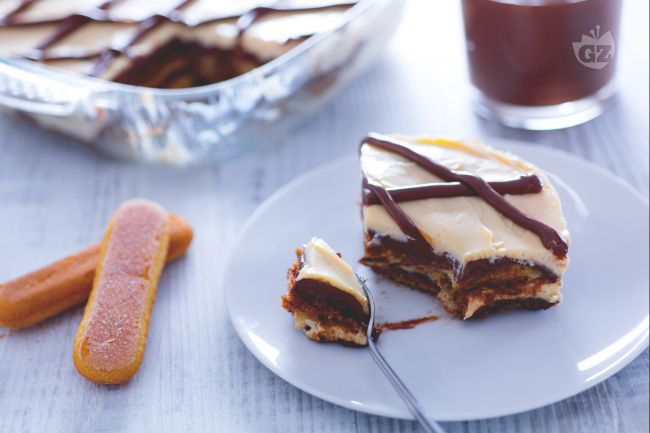 Il tiramisù alla Nutella è un dolce al cucchiaio super goloso, perfetto per concludere una cena in bellezza.... nessuno riuscirà a resistere!
