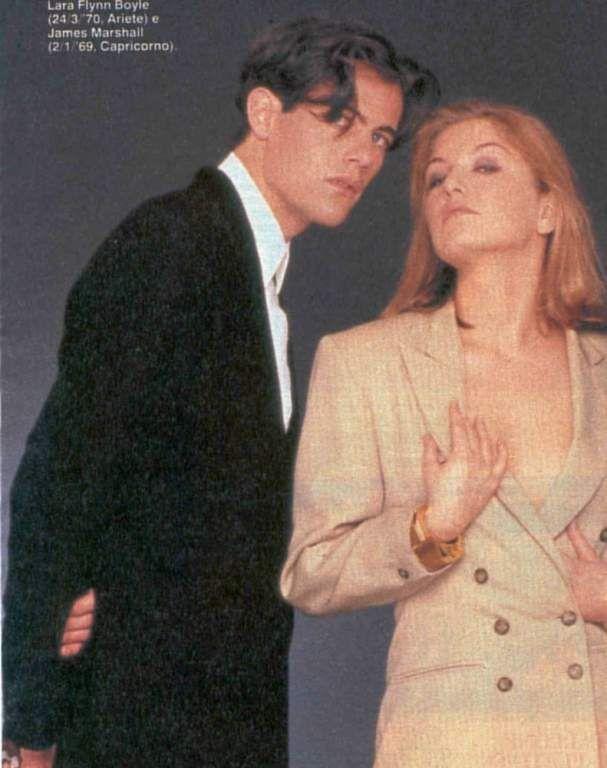 The Lynch Mob, A Priceless '90 Twin Peaks Fashion Spread #WelcometoTwinPeaks