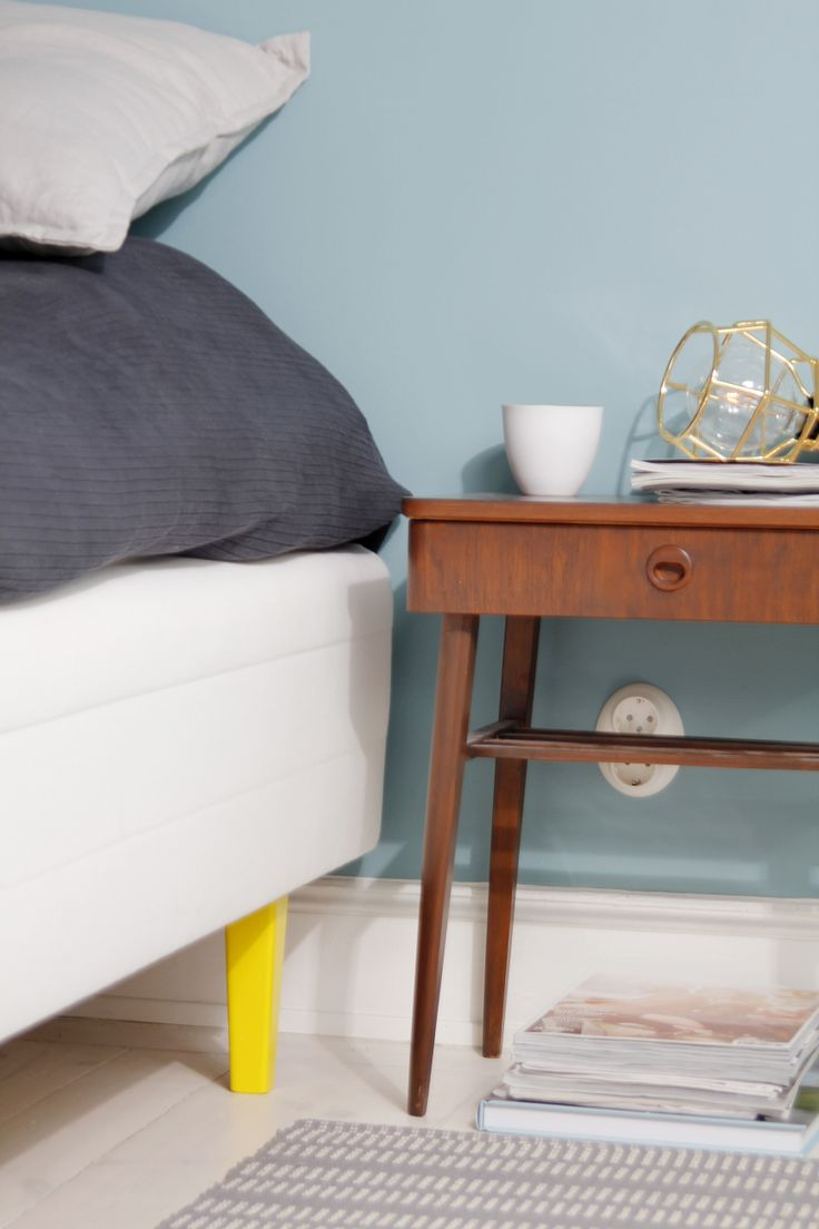 Best SHOE YOUR BED Images On Pinterest Master Bedrooms - Add color to your room prettypegs replace your ikea legs