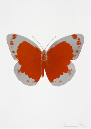 Showcasing the finest prints online. http://www.printed-editions.com/artwork/damien-hirst-the-souls-ii-prairie-coppersilver-glossblind-impression-23716