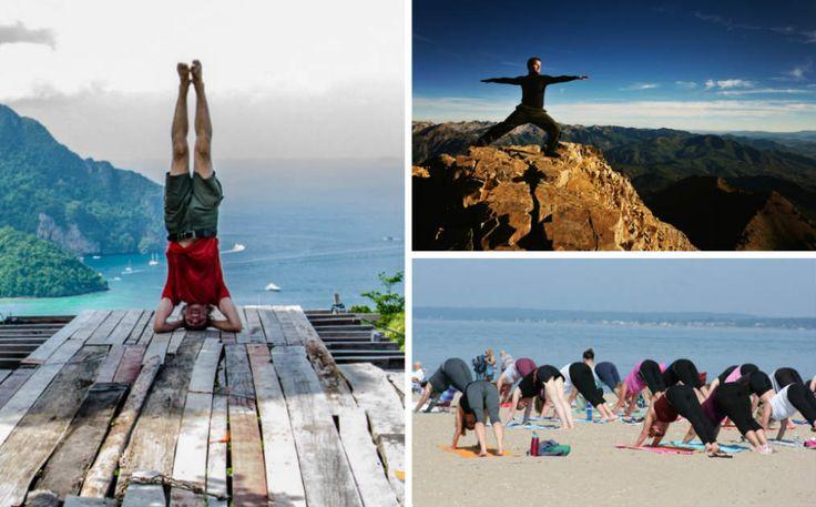 5 der bekanntesten Yoga-Übungen im Überblick