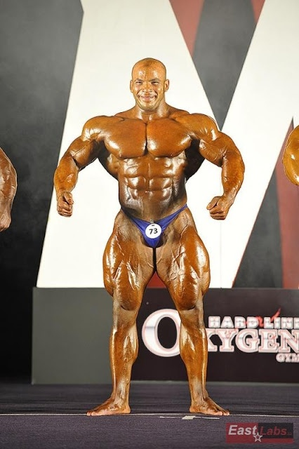 Mamdouh Elssbiay-The Big Ramy ,3 years of training and won the Amateur ...