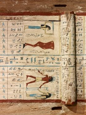 Surprising New Finds from Ancient Egyptian Star Charts [Slide Show] - Scientific American