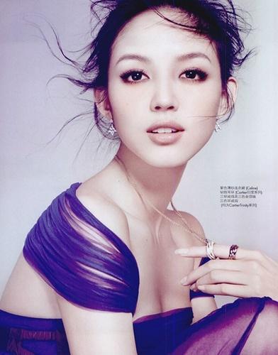 Zhang Zilin, Miss World 2007 by mandgu, via Flickr