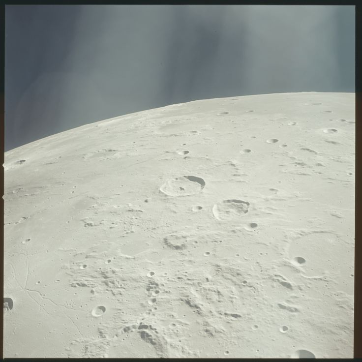 SO, NASA Got Sick of all that Conspiracy Thing and Released over 10,000 Photos from the Apollo Moon Mission