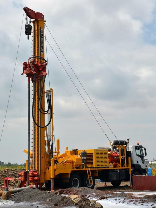 We offer a complete Range of hydraulic top-head-drive drills designed for water well drilling and other applications. Know More:- http://www.massenzarigs.it/uk/index.asp #WaterWellDrillingRigs #DrillingRigsForSale
