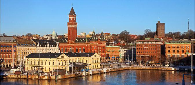 Helsingborg, Scania, Sweden