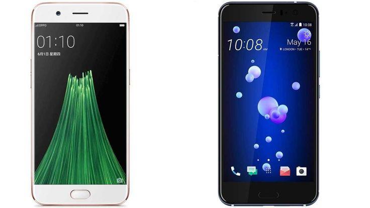 Oppo R11 vs HTC U11 Subscribe! http://youtube.com/TechSpaceReview More http://TechSpaceReview.tumblr.com