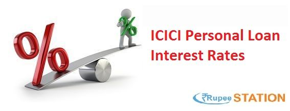 What Are The Current Icici Personal Loan Interest Rates 2018 Icici Personal Loan Interest Rates Are Too Low As Compa Loan Interest Rates Personal Loans Loan