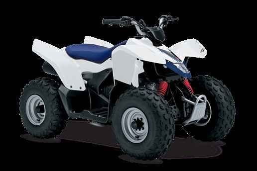 New 2016 Suzuki QuadSport Z90 ATVs For Sale in North Carolina. QuadSport Z90The Z90 is the ideal ATV for young riders to learn on. Convenient features like the automatic transmission and electric starter help make this ATV suitable for supervised riders ages 12 and up. Get your little ones started on the Quadsport Z90 so your whole family can experience Suzuki's Way of Life!Whether you're a hardcore racer or just out for a thrilling ride, our sport quads take the trophy for the most fun you…