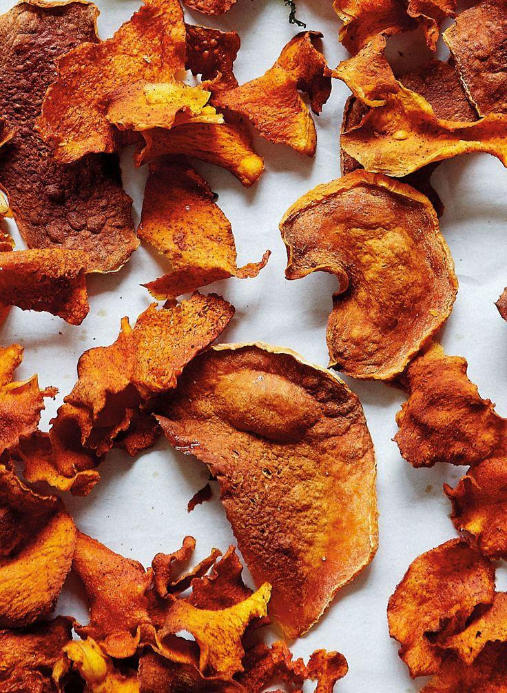 Butternut Squash Chips                                                       …