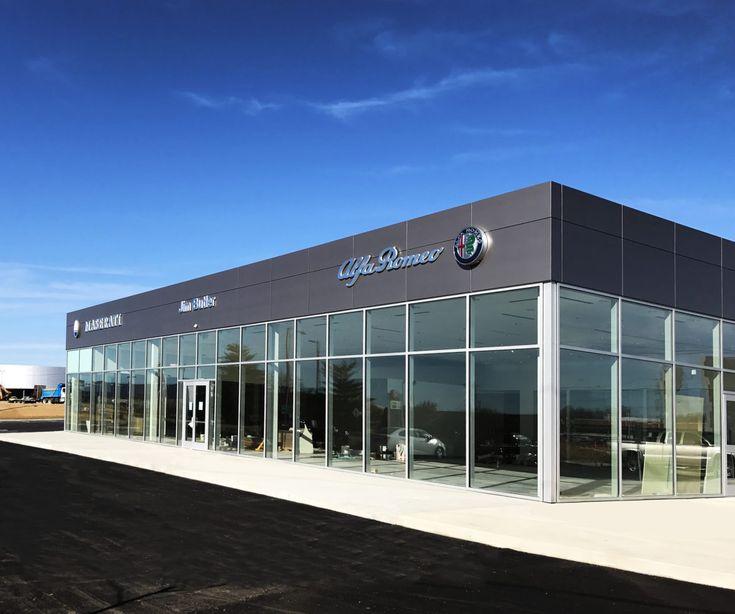Alfa Romeo, Maserati dealership opens | 40 South News