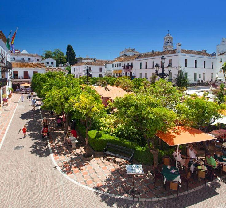 Garden La Piazza: 56 Best Marbella, Spain Images On Pinterest