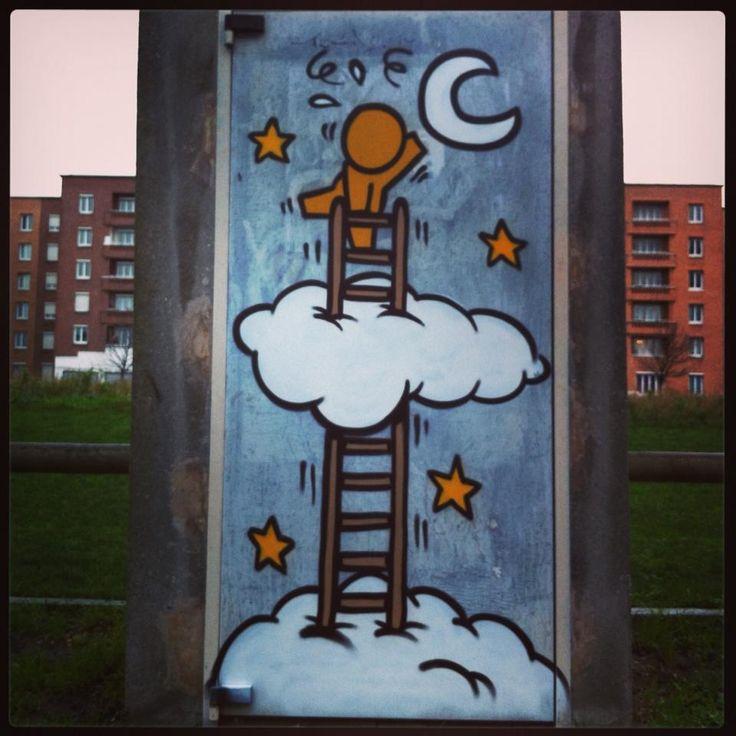 #Jace #streetart #gouzou #LeHavre