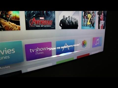 nice New Apple TV: Test Driving Siri, Remote and Apps Check more at http://gadgetsnetworks.com/new-apple-tv-test-driving-siri-remote-and-apps/