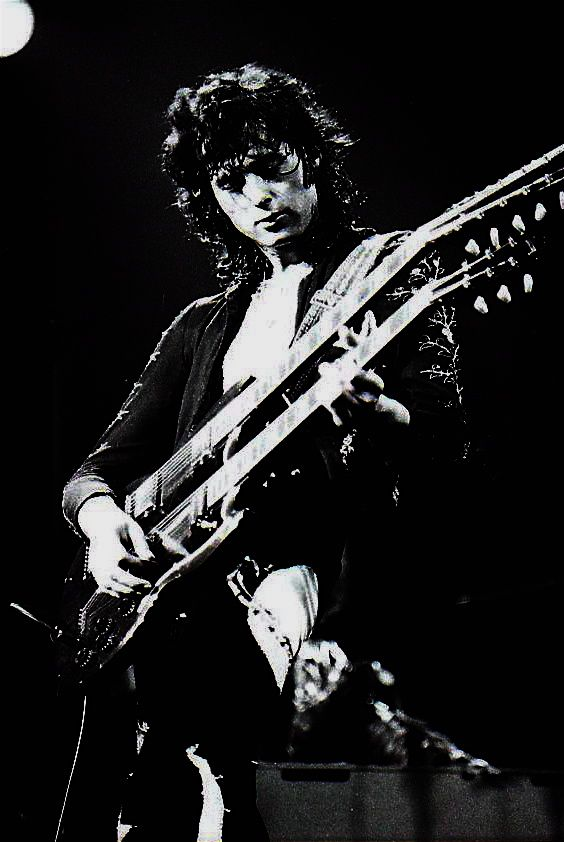 The Myth and Mystique of Jimmy Page