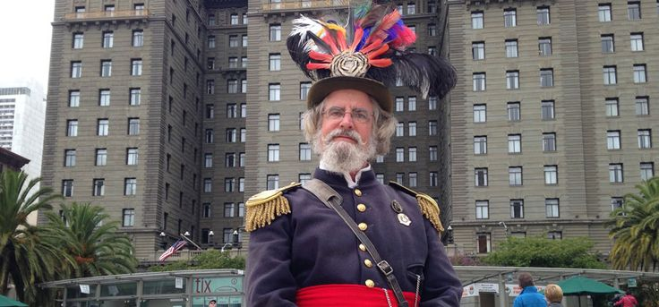 Take a trip to a magical time in San Francisco's past when the Barbary Coast was ruled by the infamous Emperor Norton; Emperor of the United States & Protector of Mexico. In Emperor Norton's Fantastic San Francisco Time Machine, you'll learn all about the man, the myth, the legend, that was SF's first, and only, self-proclaimed Emperor.