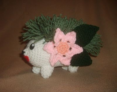WolfDreamer: Shaymin Plushie. FP 1/15.