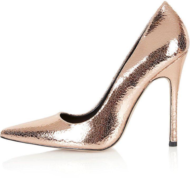 rose gold metallic high heels gold sandals heels. Black Bedroom Furniture Sets. Home Design Ideas