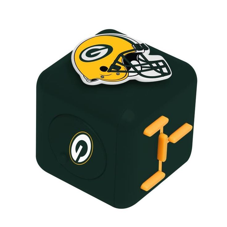 Green Bay Packers NFL Team Cube **IN STOCK**